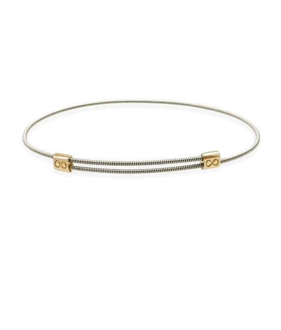 Infinity_bracelet_FRONT_steel_bronze-570x670