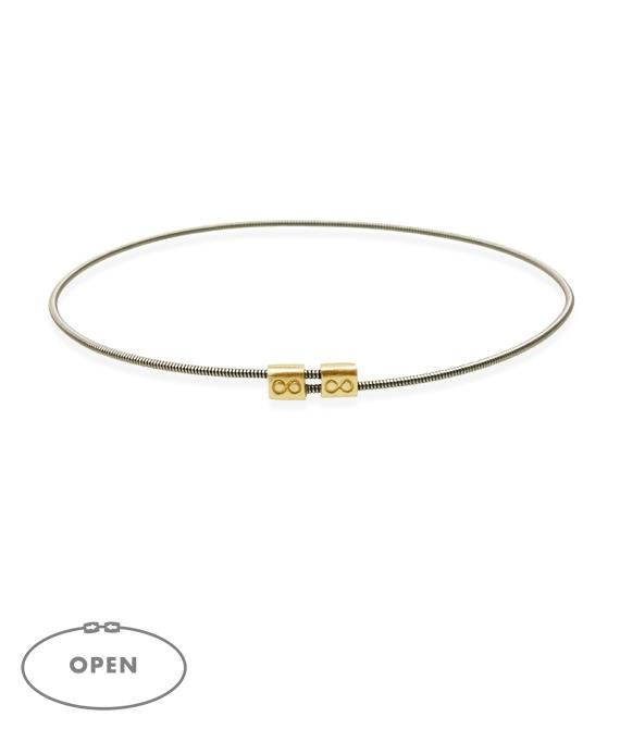 Infinity_bracelet_OPEN_steel_bronze-570x670