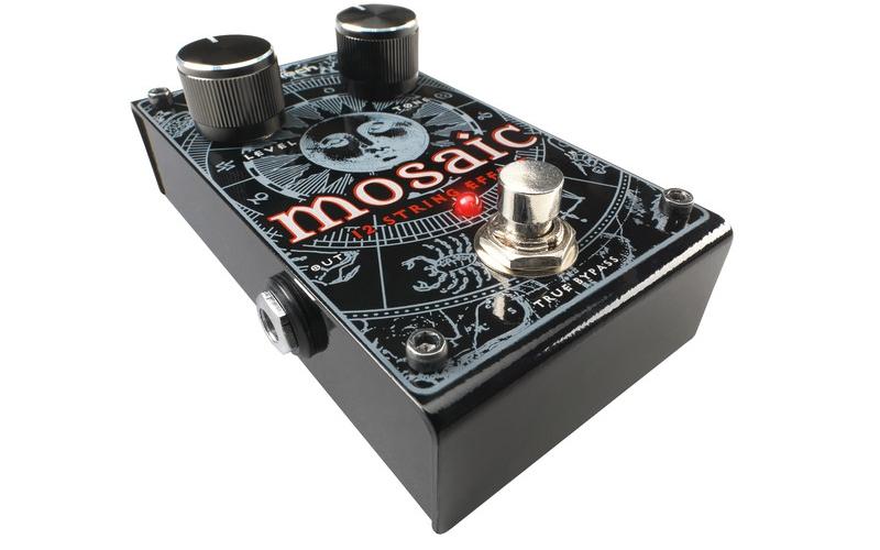 Digitech Mosaic, 12-snarig spelen met je elektrische gitaar