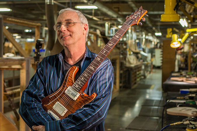 Paul Reed Smith Guitars 30 Jaar