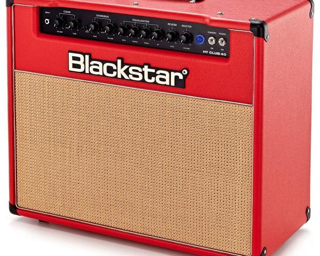 Gelimiteerde Blackstar HT-40 Rode Duivel