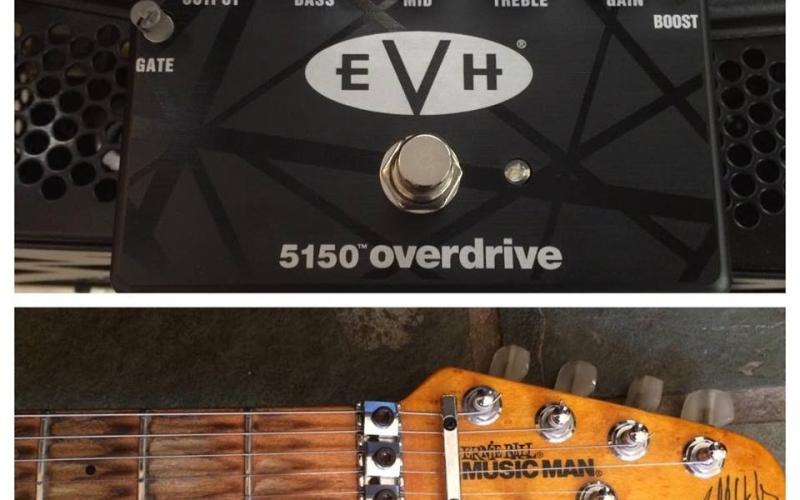 Maak een monsteramp met de MXR EVH 5150