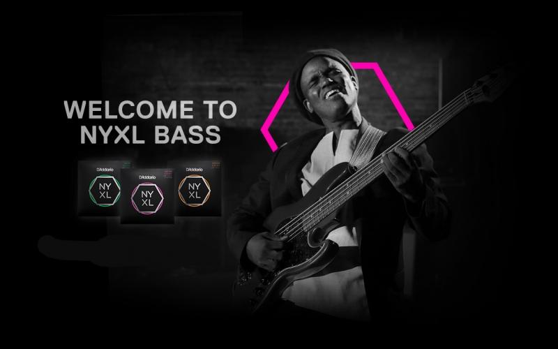 Nieuwe D'Addario NYXL Bassnaren
