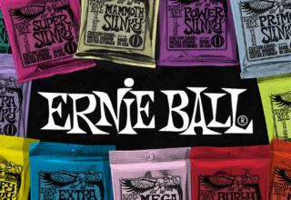 Ernie Ball Slinky's: Welke set is voor mij het beste?